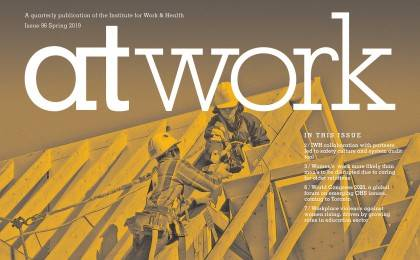 At Work 96 cover