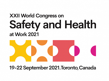 Logo for World Congress on Safety and Health at Work 2021