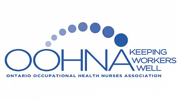 Logo of the Ontario Occupational Health Nurses Association