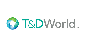 Transmission and Distribution World logo