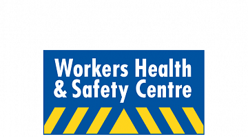 Workers Health & Safety Centre logo