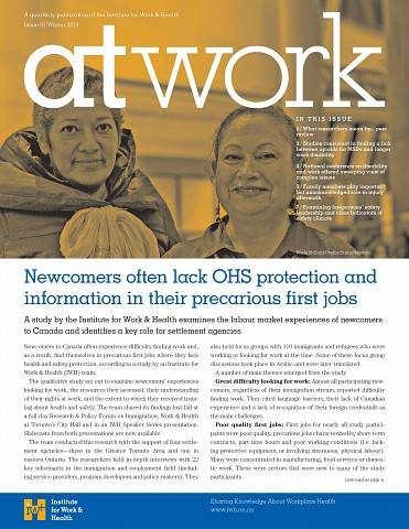 At Work 91 cover