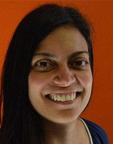 Photo of Stephanie Premji